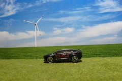 Tesla Model X (Hot Wheels)