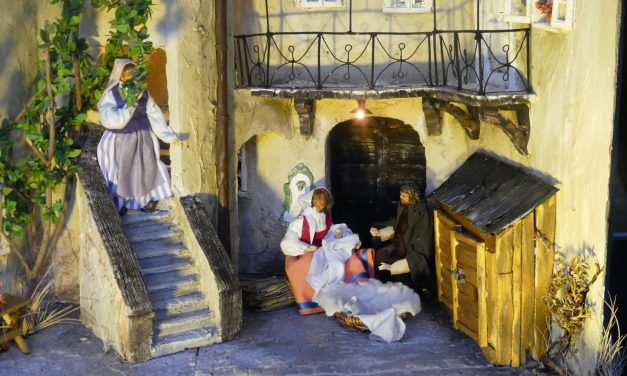 The Viennese Nativity Trail
