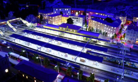 Miniatur Wunderland Hamburg – the biggest model train of the world!