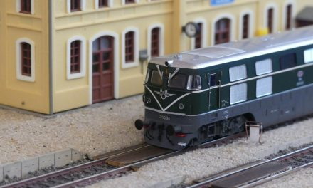 "Exhibition of the ""IGM Wien 1:87"" in Korneuburg"