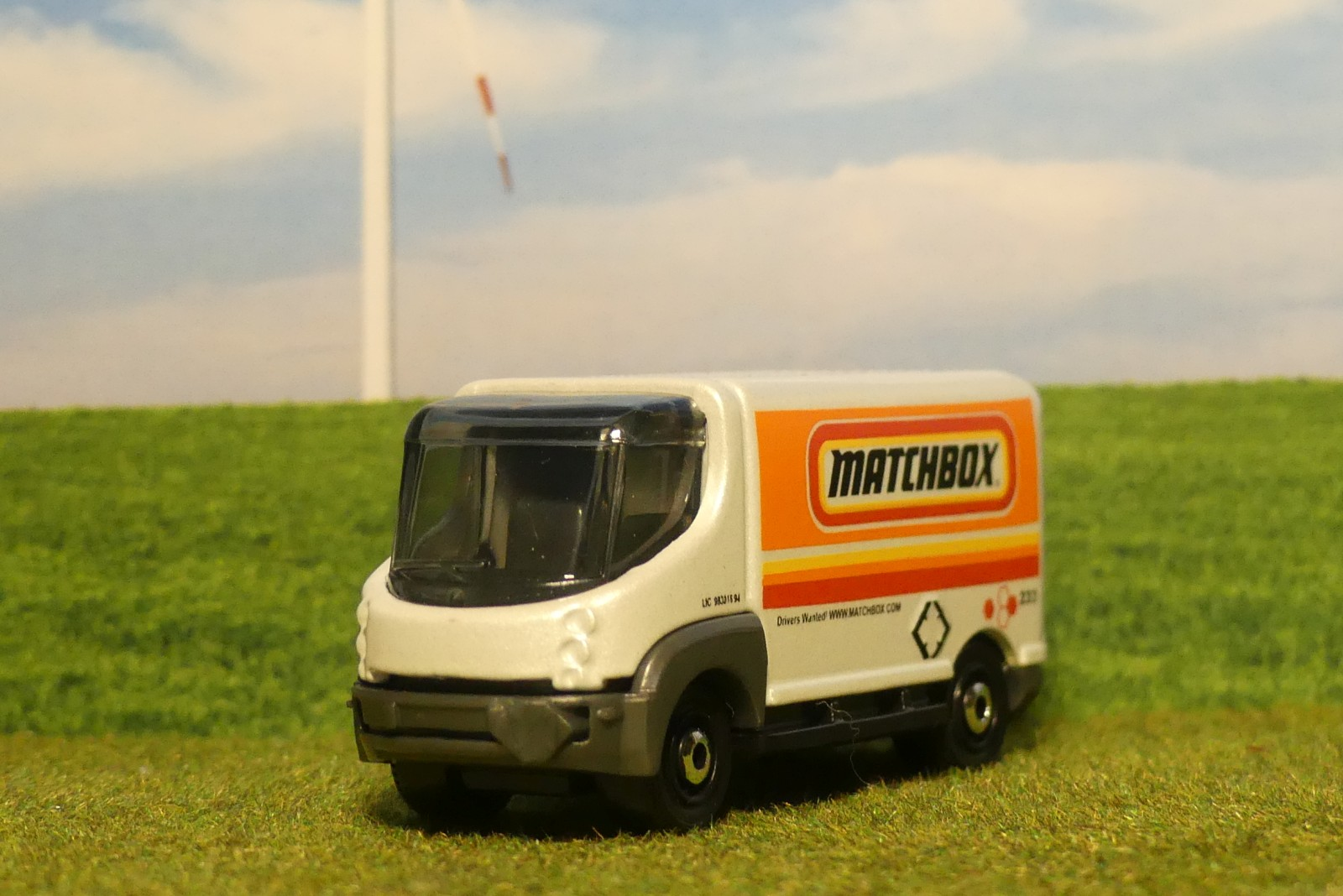 Navistar eStar (Matchbox)