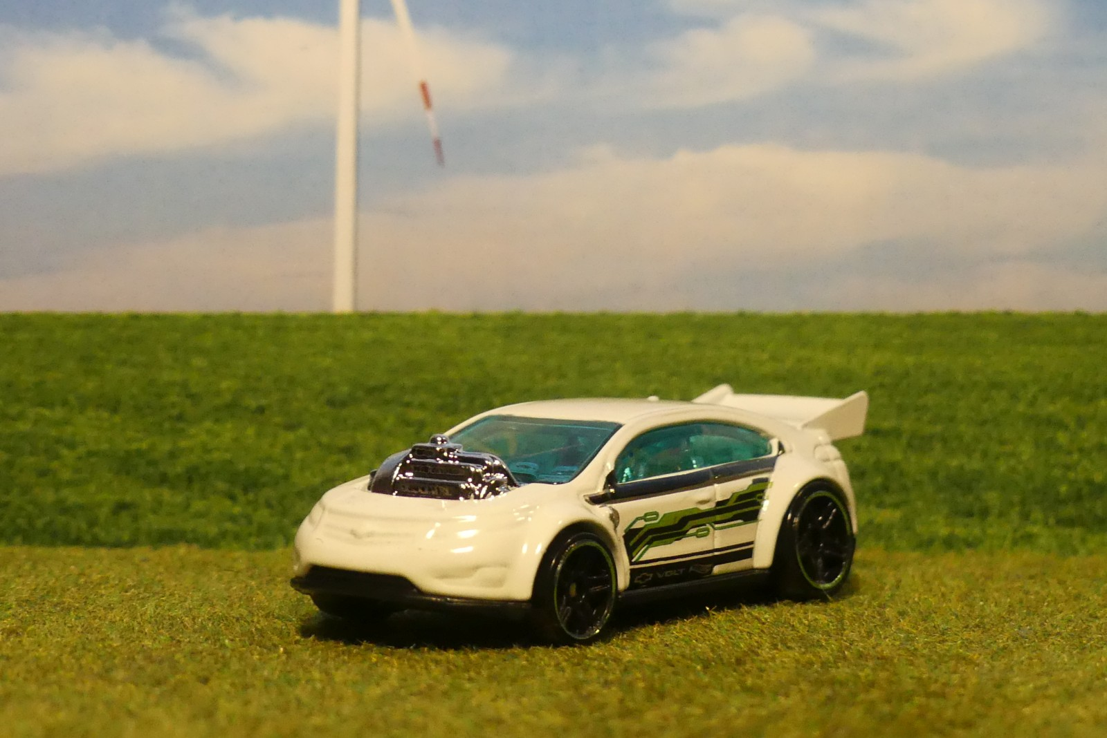 Chevrolet Volt (Hot Wheels)