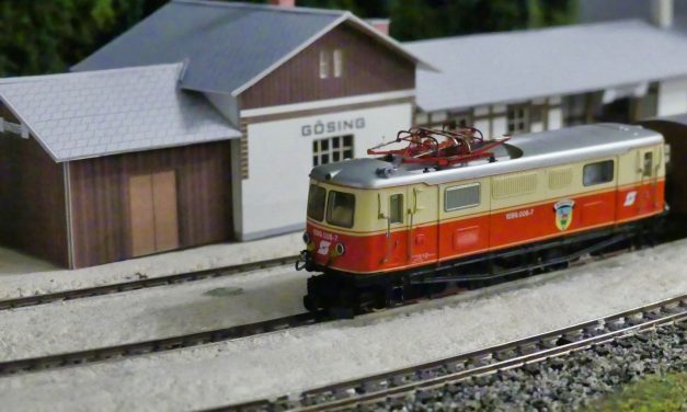 The Mariazell Railway in scale 1/87
