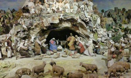 The nativity scenes of Christkindl in Upper Austria